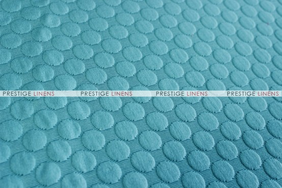 BUTTONS TABLE RUNNER - TEAL
