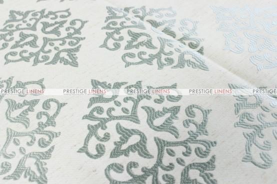 CHELSEA PILLOW COVER - PLATINUM