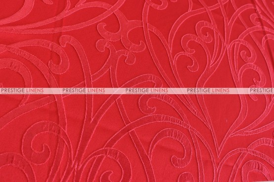VICTORIA DRAPING - RED