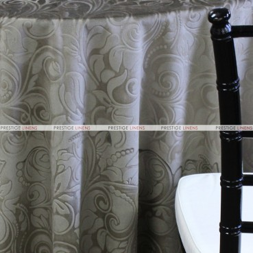 VELVET GARDEN TABLE LINEN - TAUPE