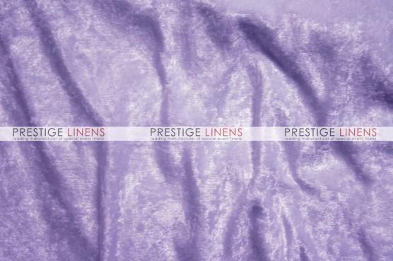 Panne Velvet Draping - Lavender