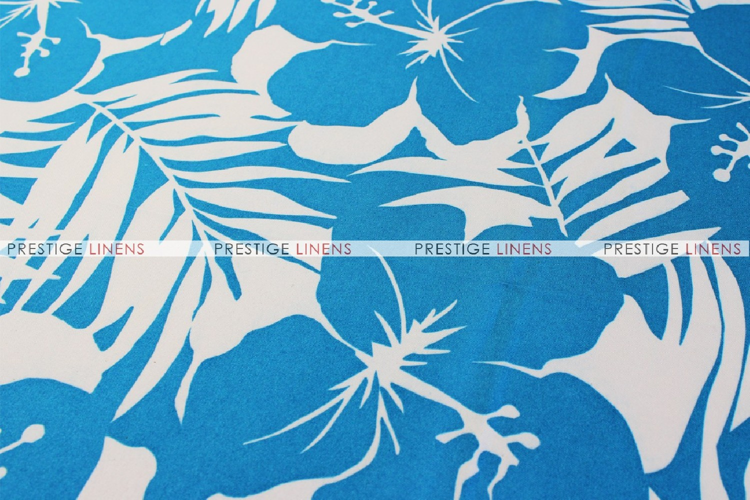 TROPICAL TABLE RUNNER   TURQUOISE ...