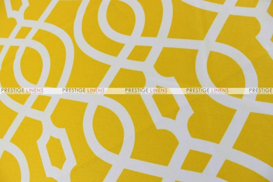 SULTAN PILLOW COVER - YELLOW
