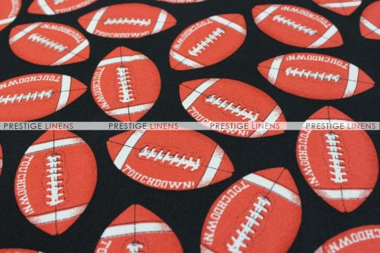 SPORTS PRINTS DRAPING - FOOTBALL
