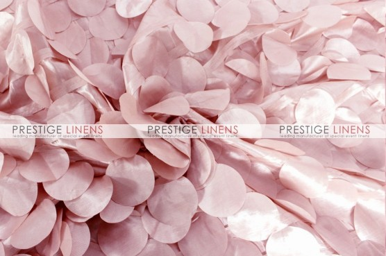 Petal Taffeta Draping - Blush Pink