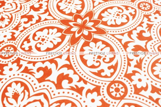 SOPHIA TABLE RUNNER - MANDARIN