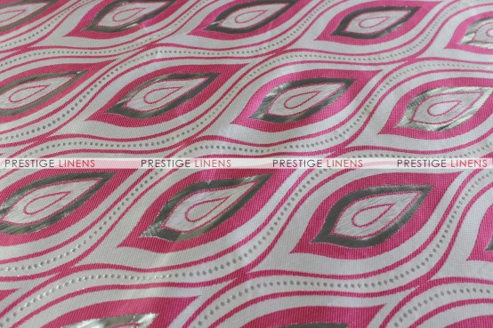 MEDINA TABLE RUNNER - FUCHSIA