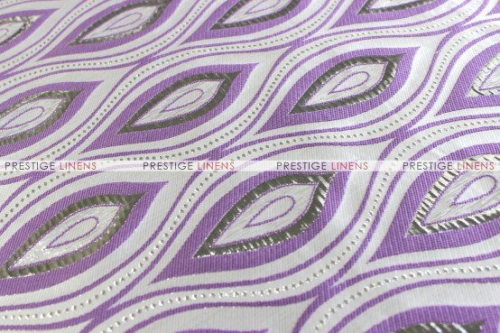 MEDINA TABLE RUNNER - PURPLE