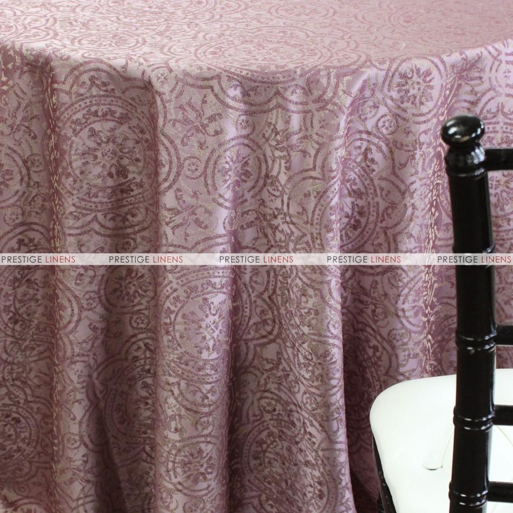 Porcelain Table Linen Mauve Prestige Linens