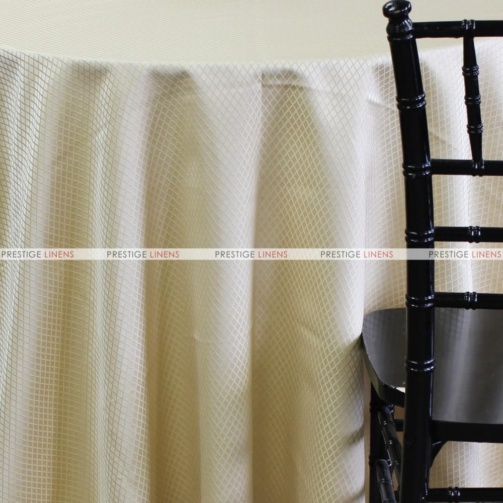 rene table linen beige prestige linens. Black Bedroom Furniture Sets. Home Design Ideas