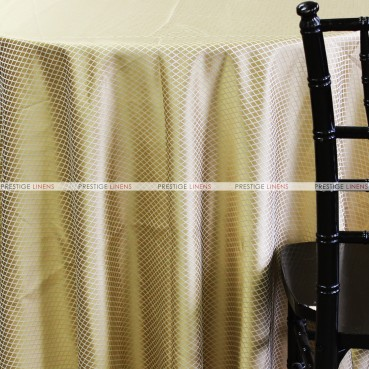 Rene Table Linen - Gold