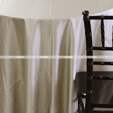 Rene Table Linen - Taupe