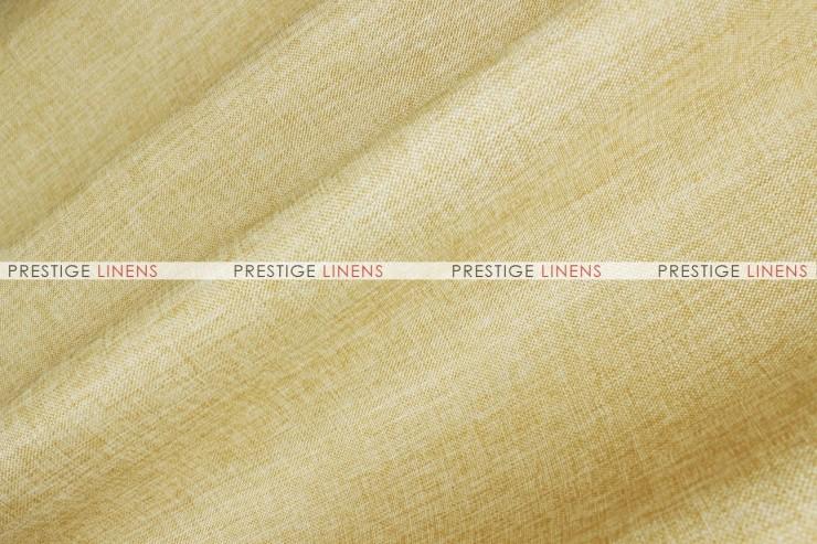 Vintage Linen Pad Cover-Lt Gold