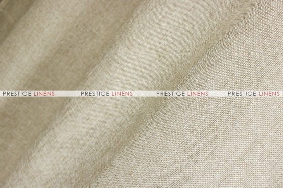 Vintage Linen Pad Cover-Taupe