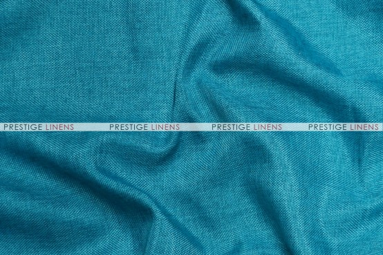 Vintage Linen Pad Cover-Teal