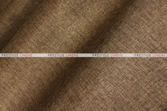 Vintage Linen Sash-Chocolate