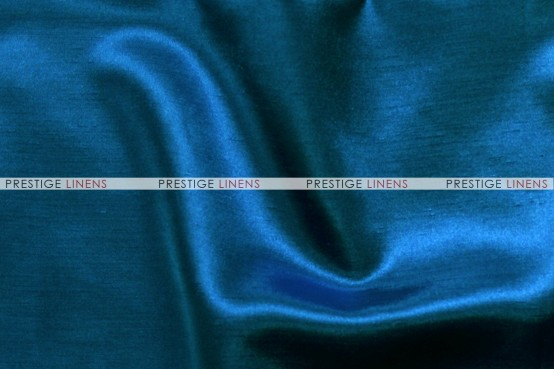 Shantung Satin Chair Cover - 738 Teal