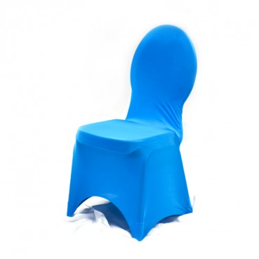 Spandex Banquet Chair Cover - Turquoise