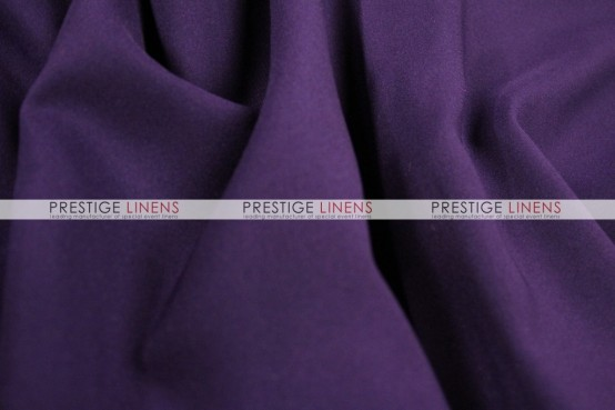 Polyester (Double Width) Draping - 1034 Plum