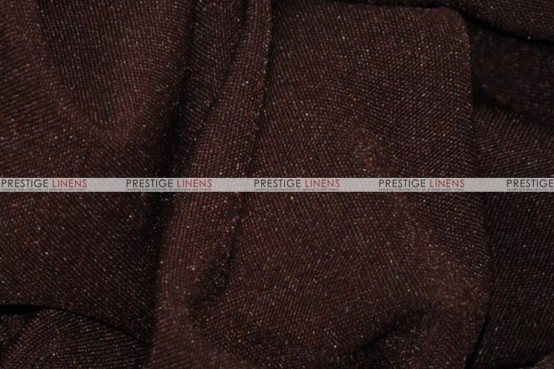 Polyester Table Skirting - 333 Brown