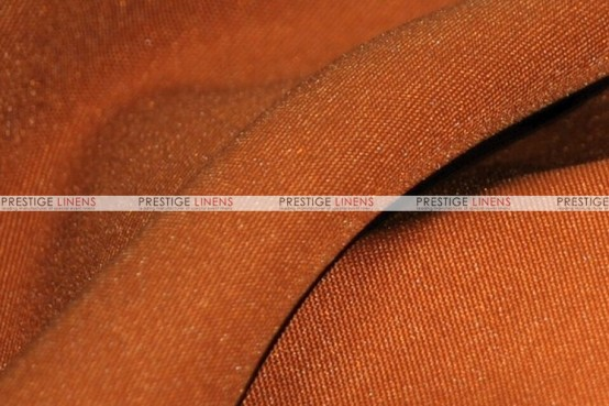 Polyester Table Skirting - 336 Cinnamon