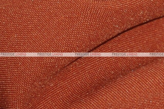 Polyester Table Skirting - 337 Rust