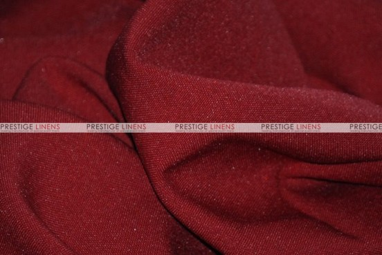 Polyester Table Skirting - 627 Cranberry