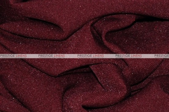 Polyester Table Skirting - 628 Burgundy