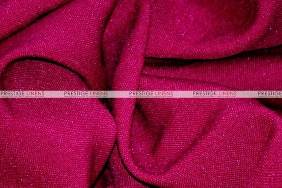 Polyester Table Skirting - 649 Raspberry