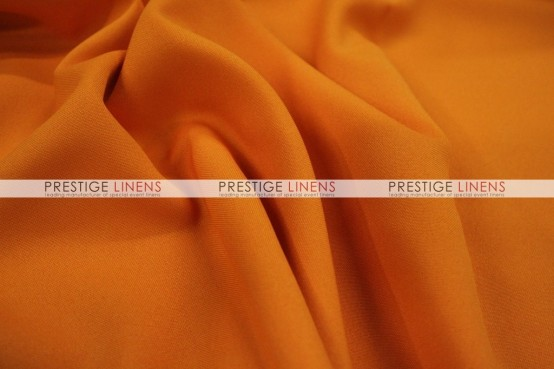 Polyester (Double Width) Draping - 431 Orange