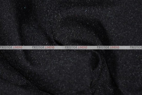 Polyester Table Skirting - 1127 Black