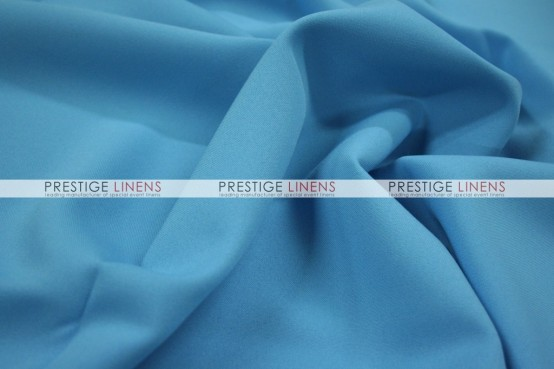 Polyester (Double Width) Draping - 932 Turquoise