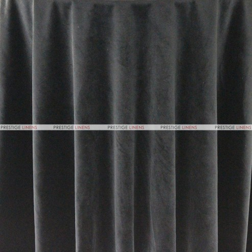 "Velveteen Draping - 72"" Wide - Black"