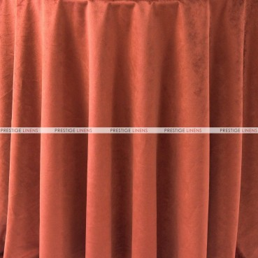 "Velveteen Draping - 72"" Wide - Copper"