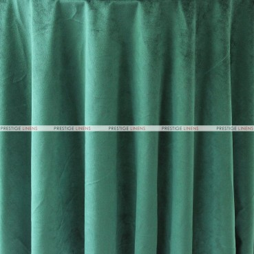 "Velveteen Draping - 72"" Wide - Forest"