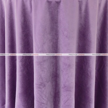 "Velveteen Draping - 72"" Wide - Lilac"