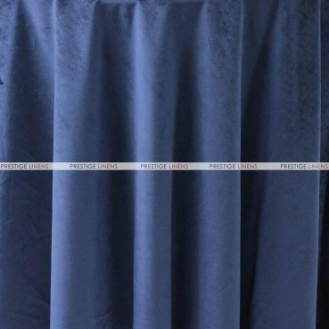 "Velveteen Draping - 72"" Wide - Navy"