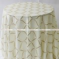 Tiffany Table Linen - Beige