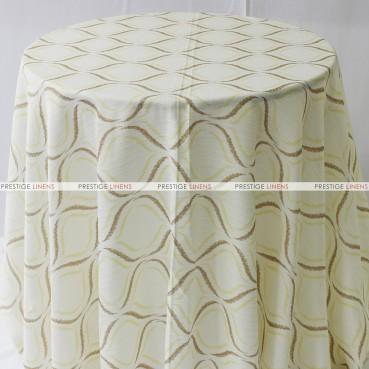 Tiffany Table Linen - Beige