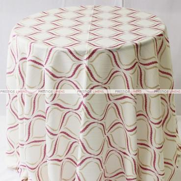 Tiffany Table Linen - Fuchsia