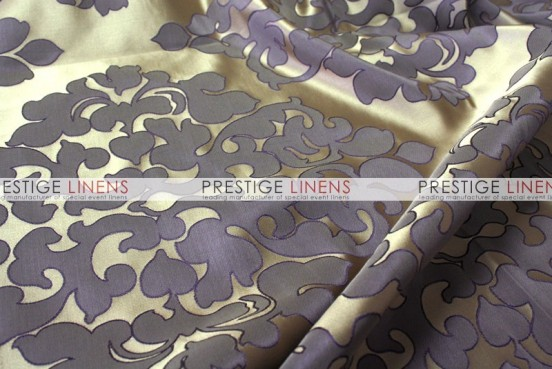 Regal Jacquard Draping - Purple