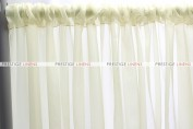 Voile Draping - Ivory