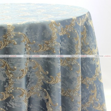 BEETHOVEN DAMASK TABLE LINEN - COPEN