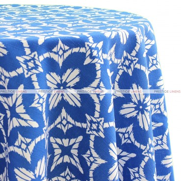 Aspidoras Table Linen - Cobalt