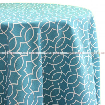Titan Table Linen - Blue