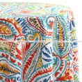 Chiffon Leaf Table Linen - Multi Color