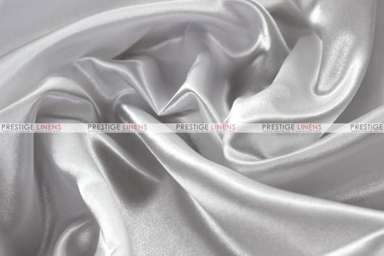 Bridal Satin Table Skirting - 126 White