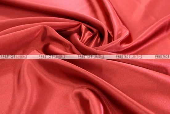 Bridal Satin Table Skirting - 626 Red