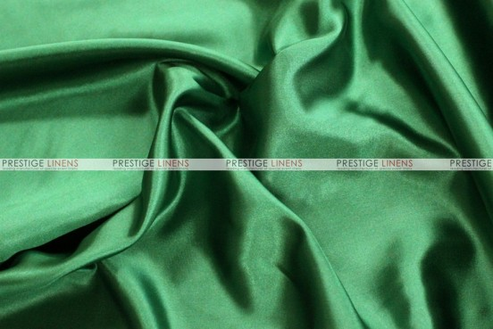 Bridal Satin Table Skirting - 727 Flag Green