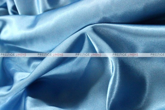 Bridal Satin Table Skirting - 932 Turquoise